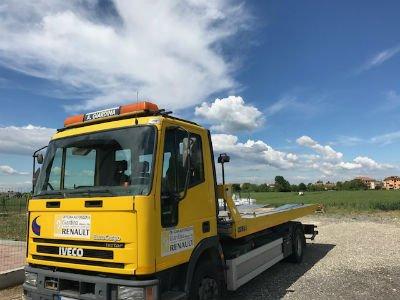 Camion di soccorso stradale