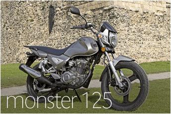 monster 125