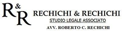 RECHICHI & RECHICHI STUDIO LEGALE ASSOCIATO - LOGO
