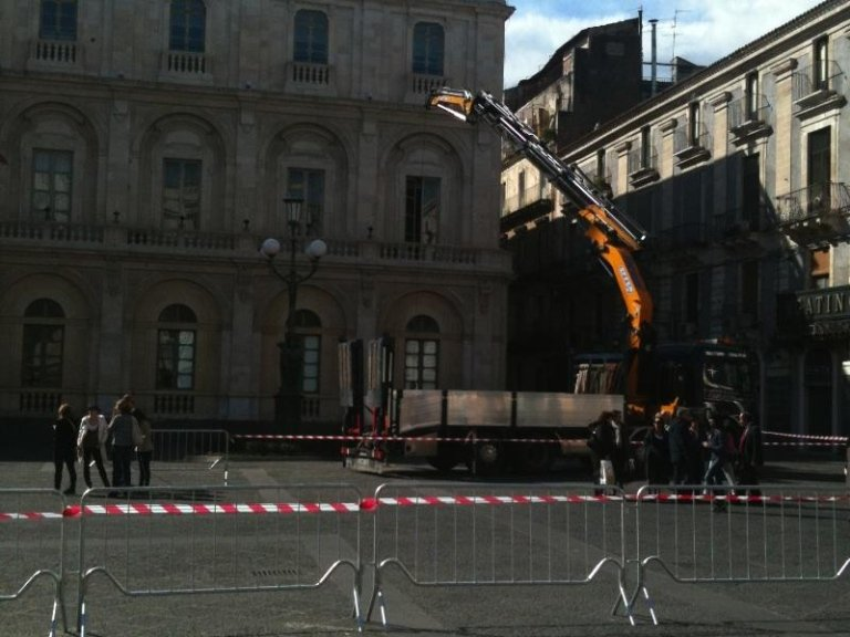 realizzazione Monumento ai Caduti