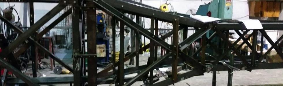 Trasformazione carri ferroviari