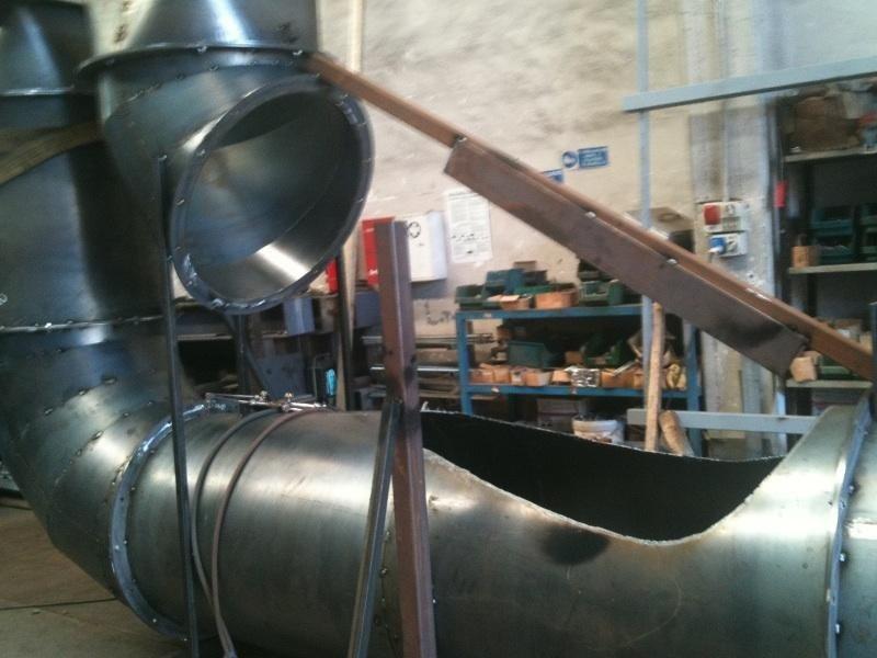 montaggio di strutture metalliche