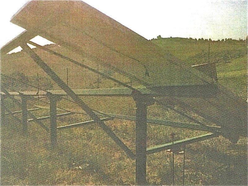 carpenteria per impianti fotovoltaici