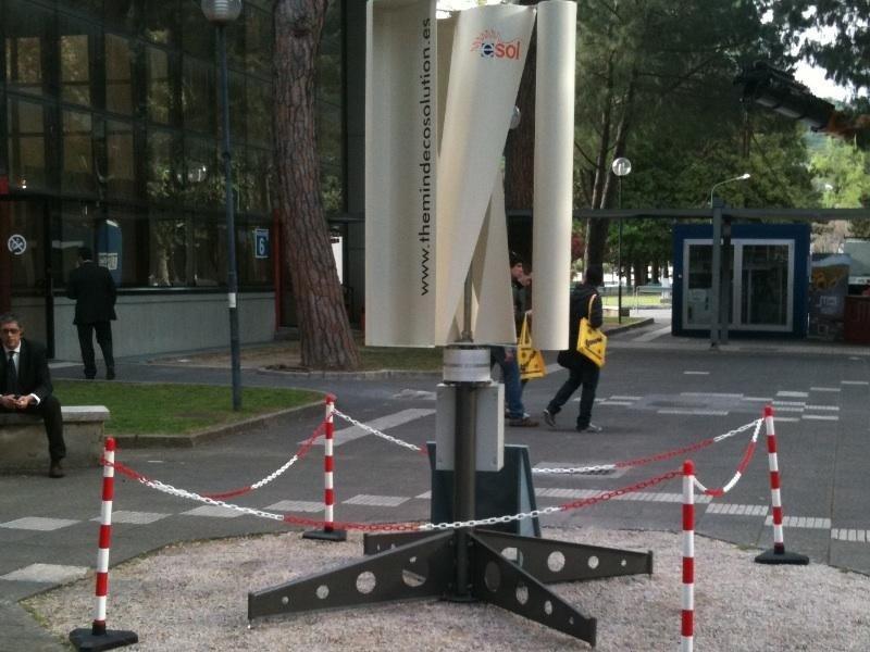 Costruzione pilastri in cemento