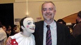 Davico con Manuel Frattini