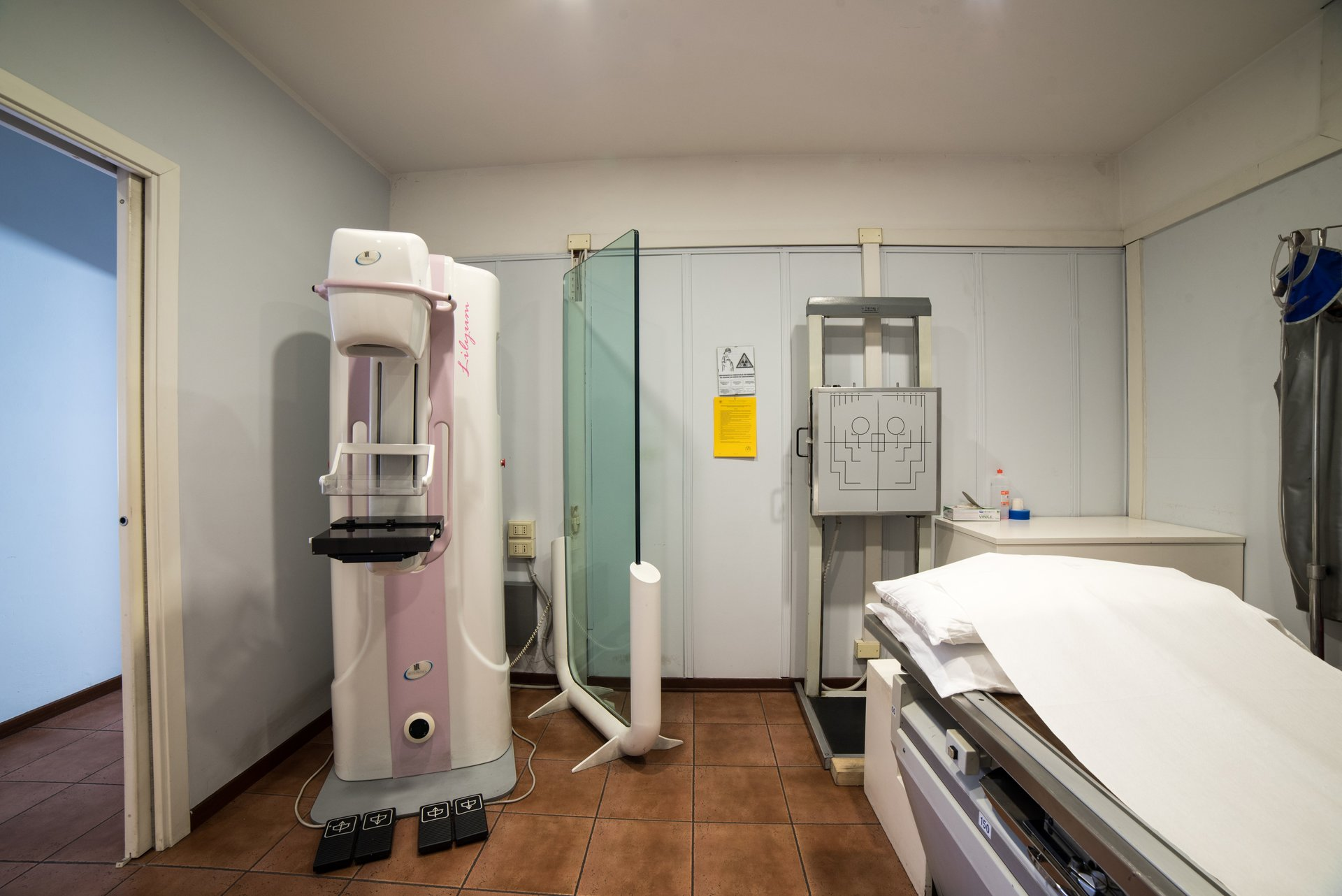 istituto radiologico beretta - radiografie specialistiche