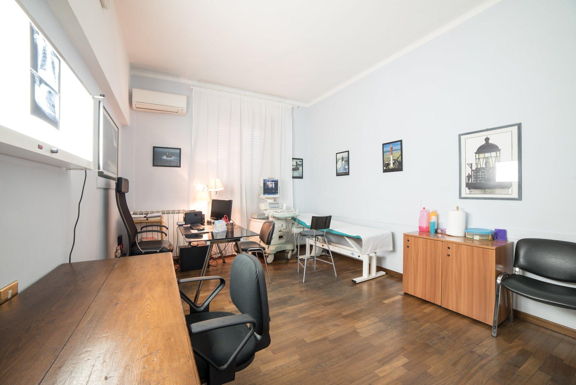 istituto radiologico beretta - studio per visite