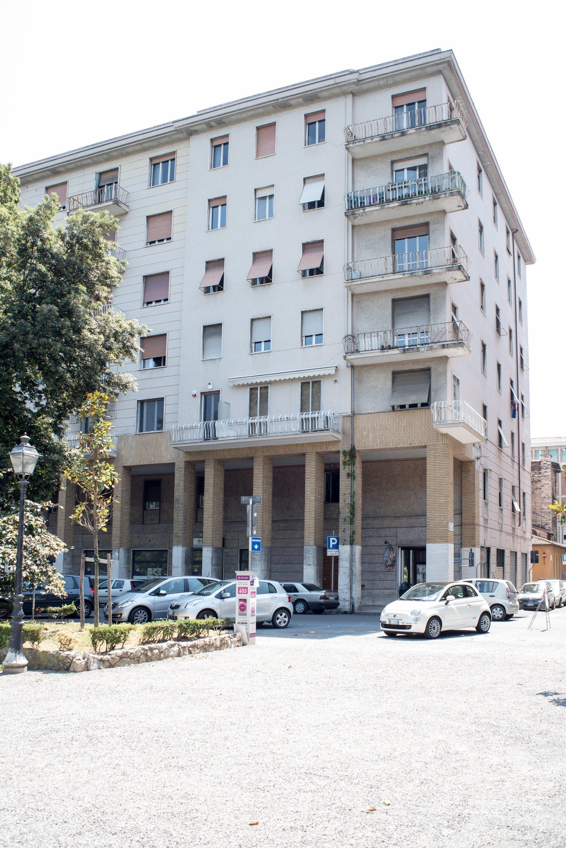 istituto radiologico beretta - sede