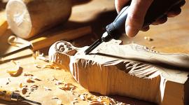 intagliatori di legno