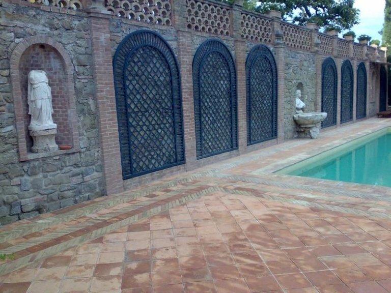 restauro pavimentazioni esterne