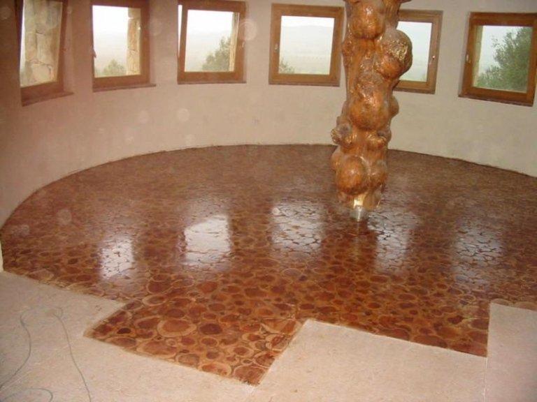 lucidatura e pulizia pavimenti