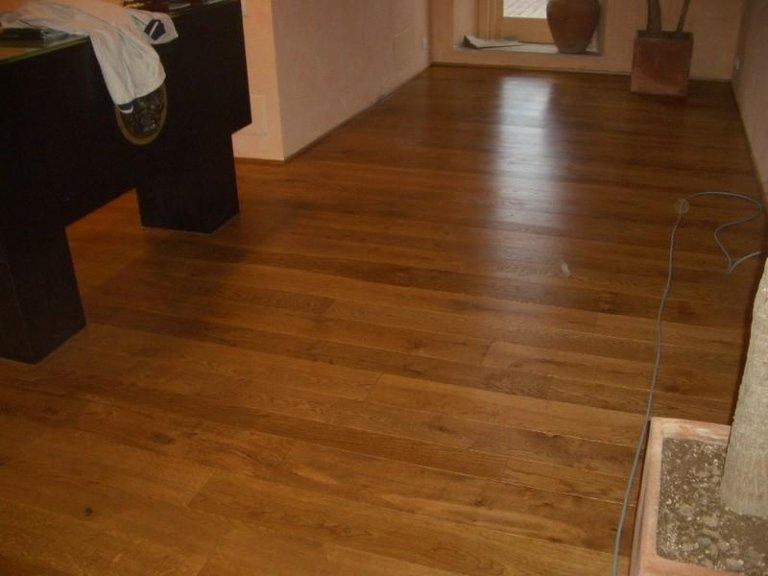 lucidatura pavimenti in legno