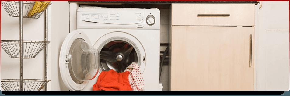 Washing machines and tumble dryers