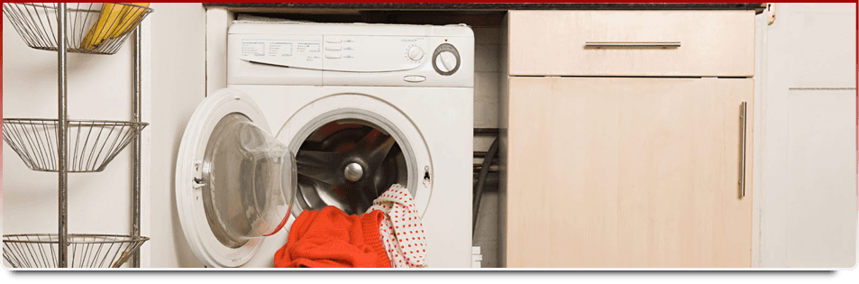Washing machines and tumble dryers