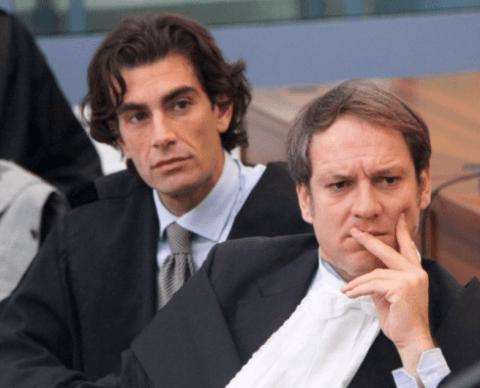 avvocati in aula