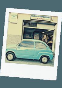 La Storia di Nuova Carrozzeria Sturla, cinquecento storica