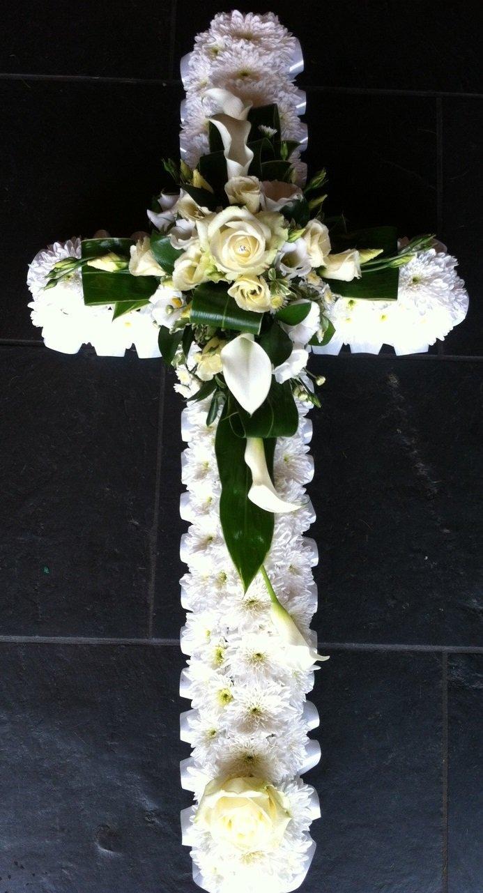 white colour flowers