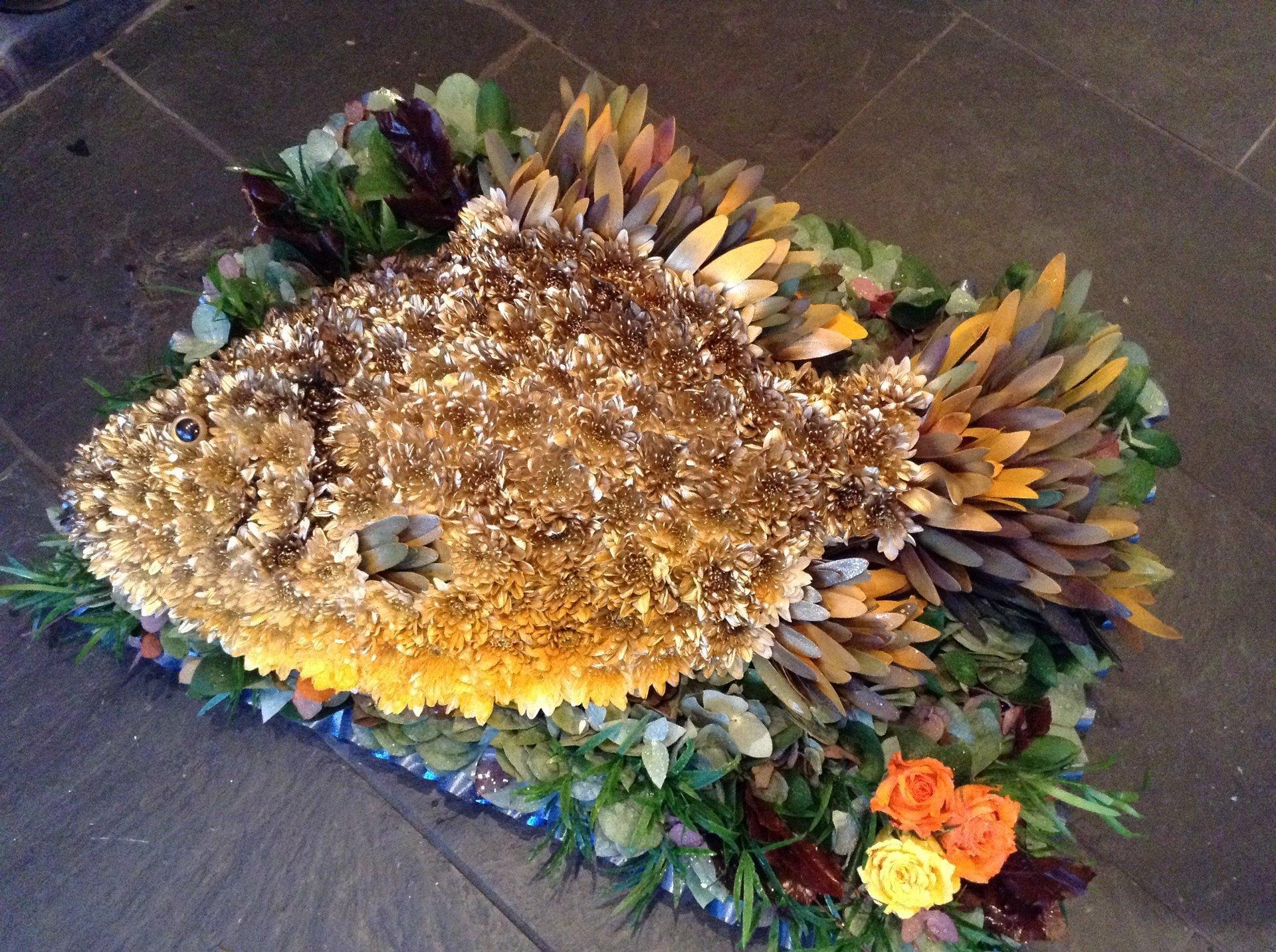 flower arrangement for kids