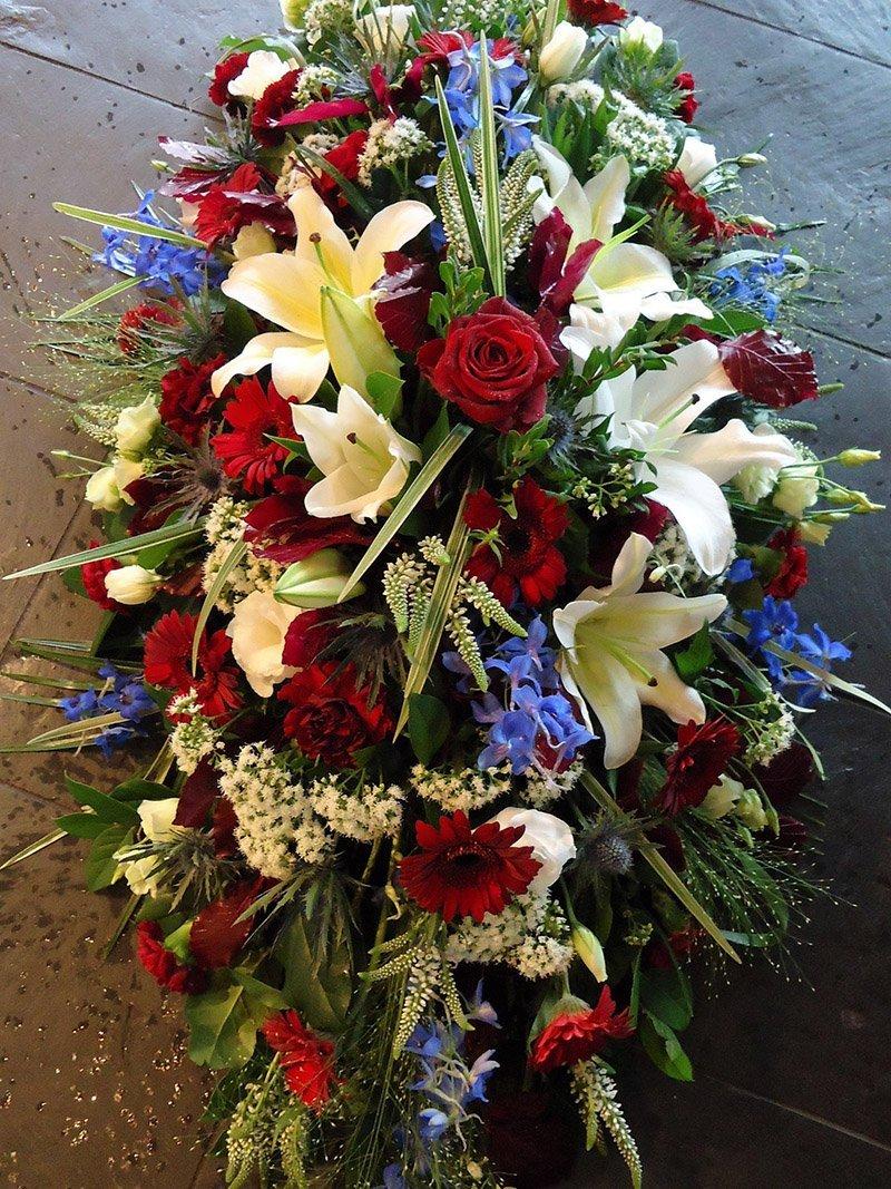 Flower Arrangements For Funeral Displays In Bristol