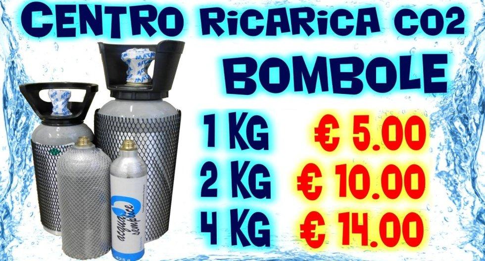RICARICA CO2