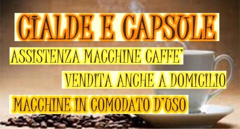 CIALDE E CAPSULE FIUMICINO