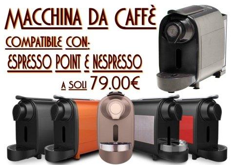 macchine caffe fiumicino