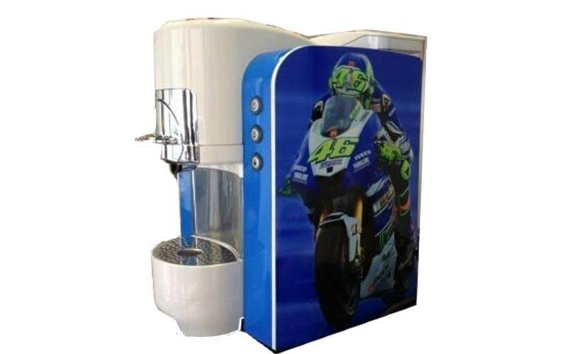 Macchina da caffè personalizzata Valentino Rossi