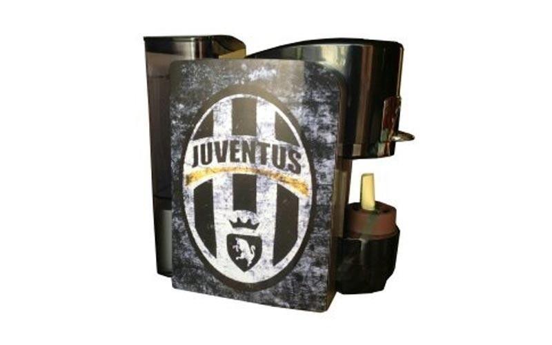 Macchina da caffè personalizzata Juventus