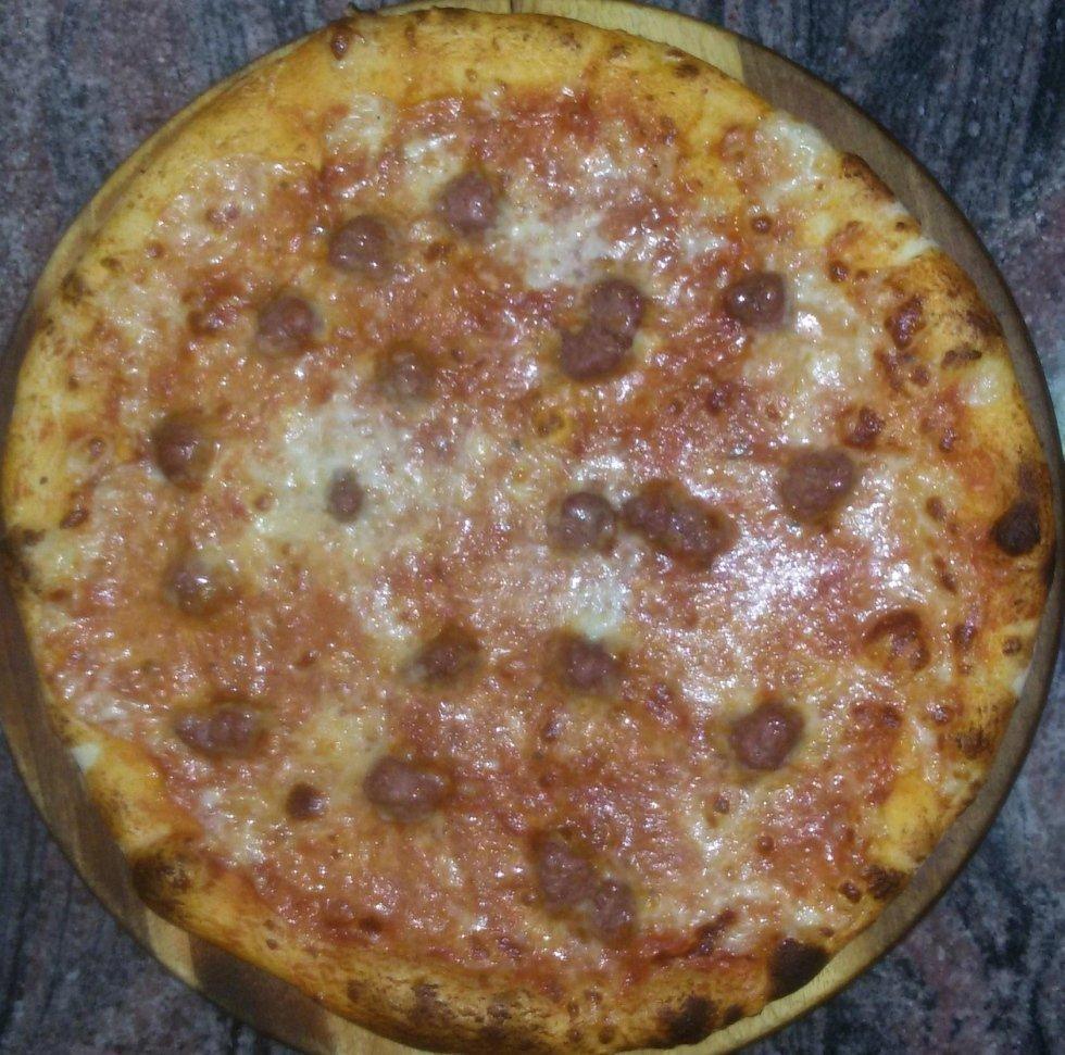 pizza calabrese aosta