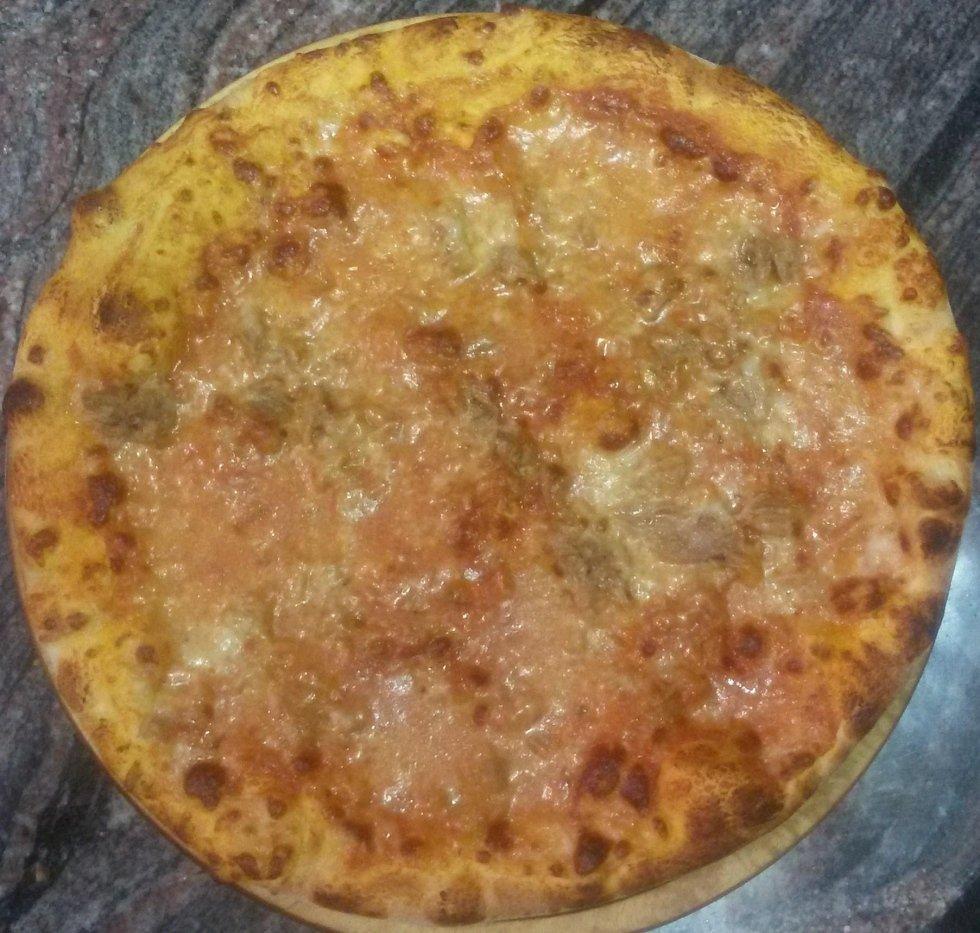 pizza tonno aosta