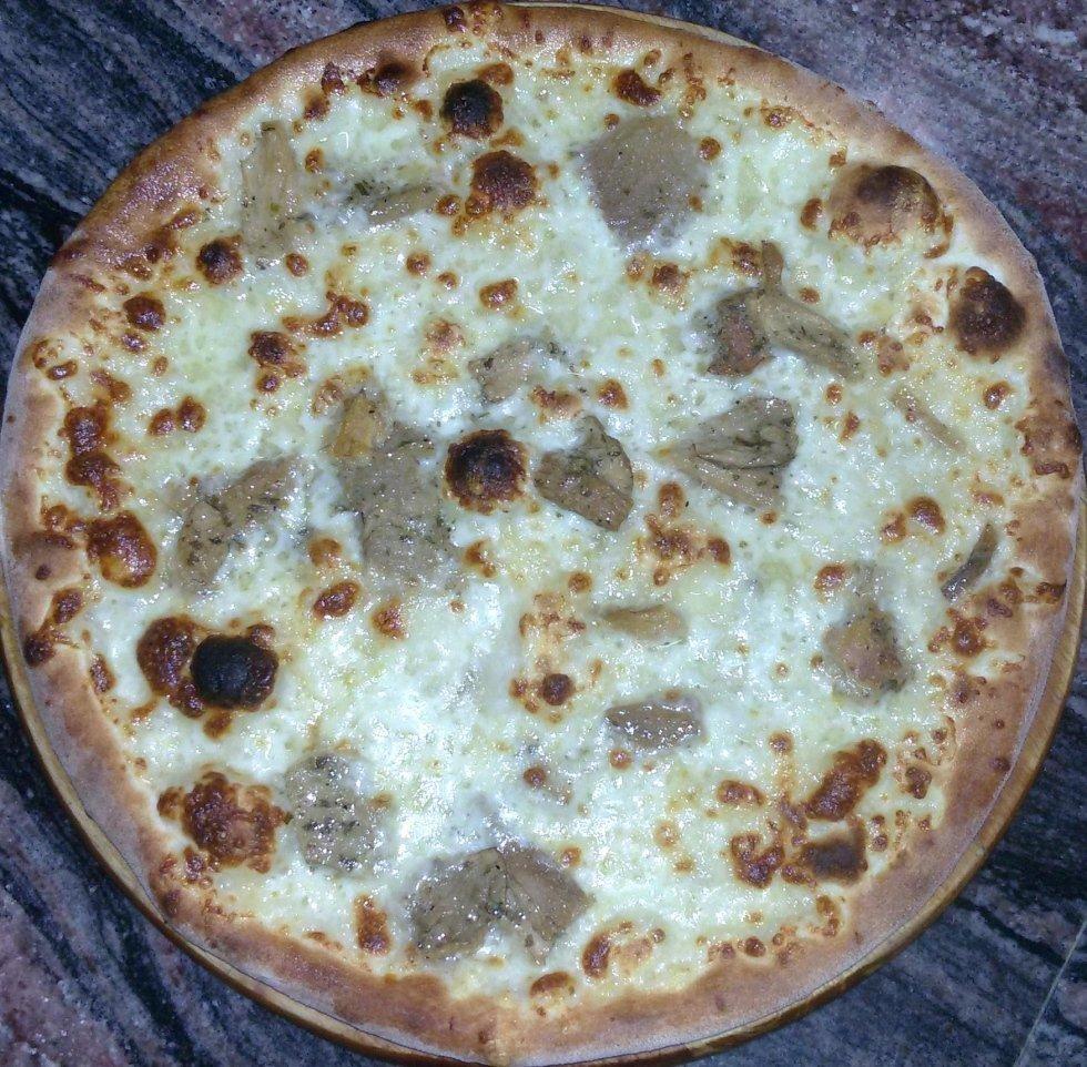 pizza boscaiola aosta