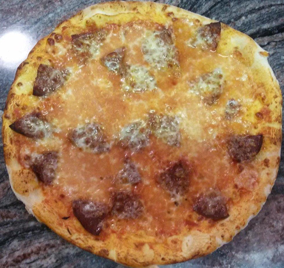 pizza diavola aosta