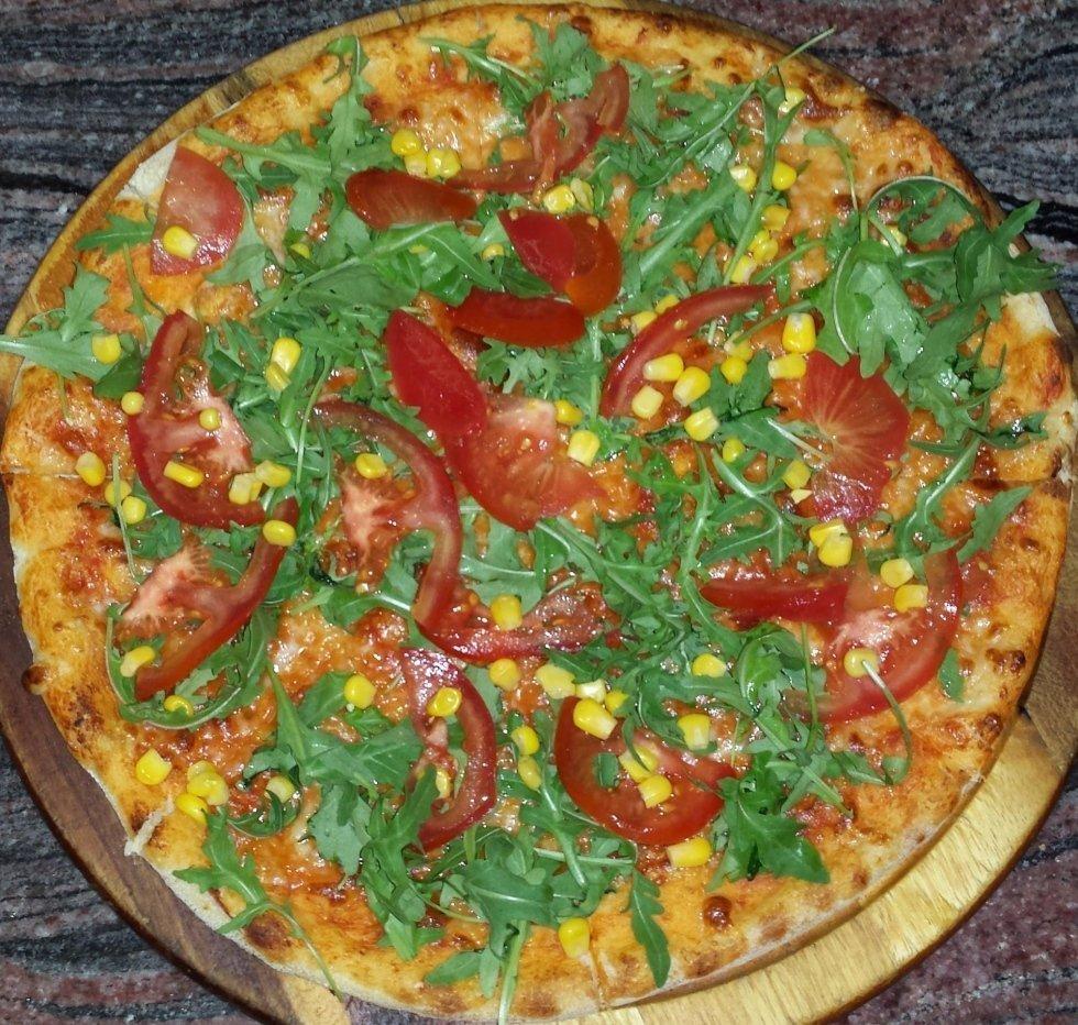 pizza primavera aosta