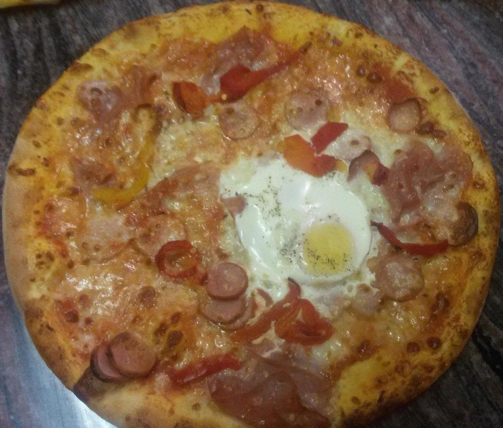 pizza cleopatra aosta