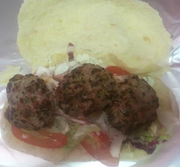 hamburger aosta