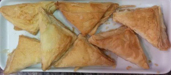 frittelle egiziane aosta