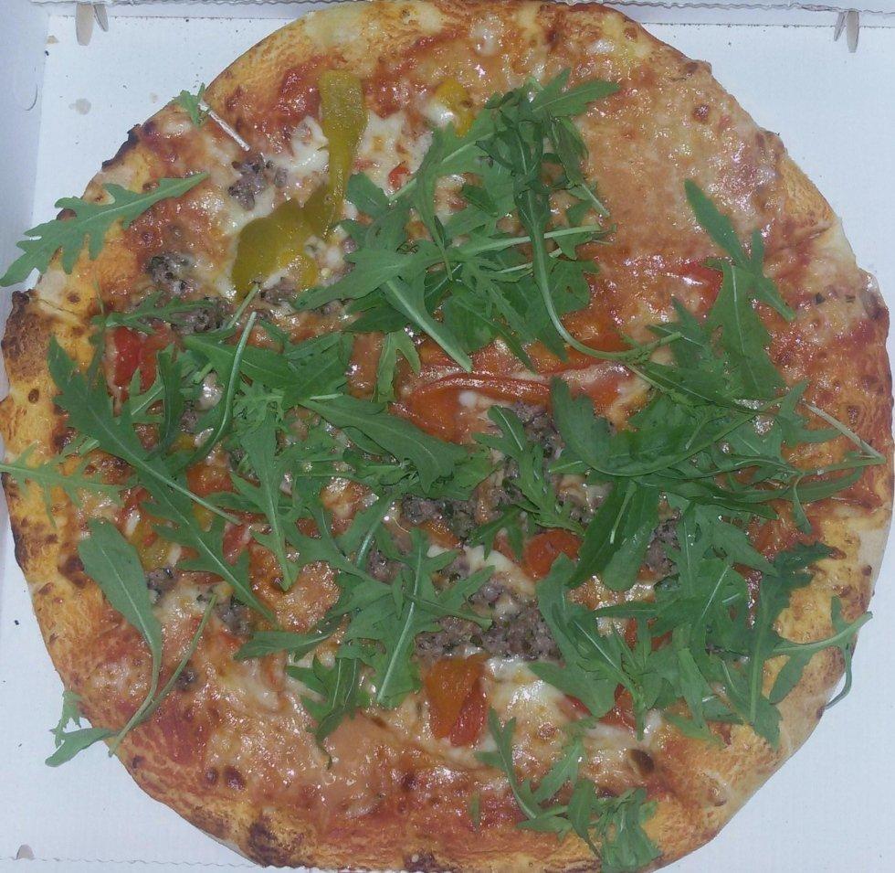 pizza bolognese aosta