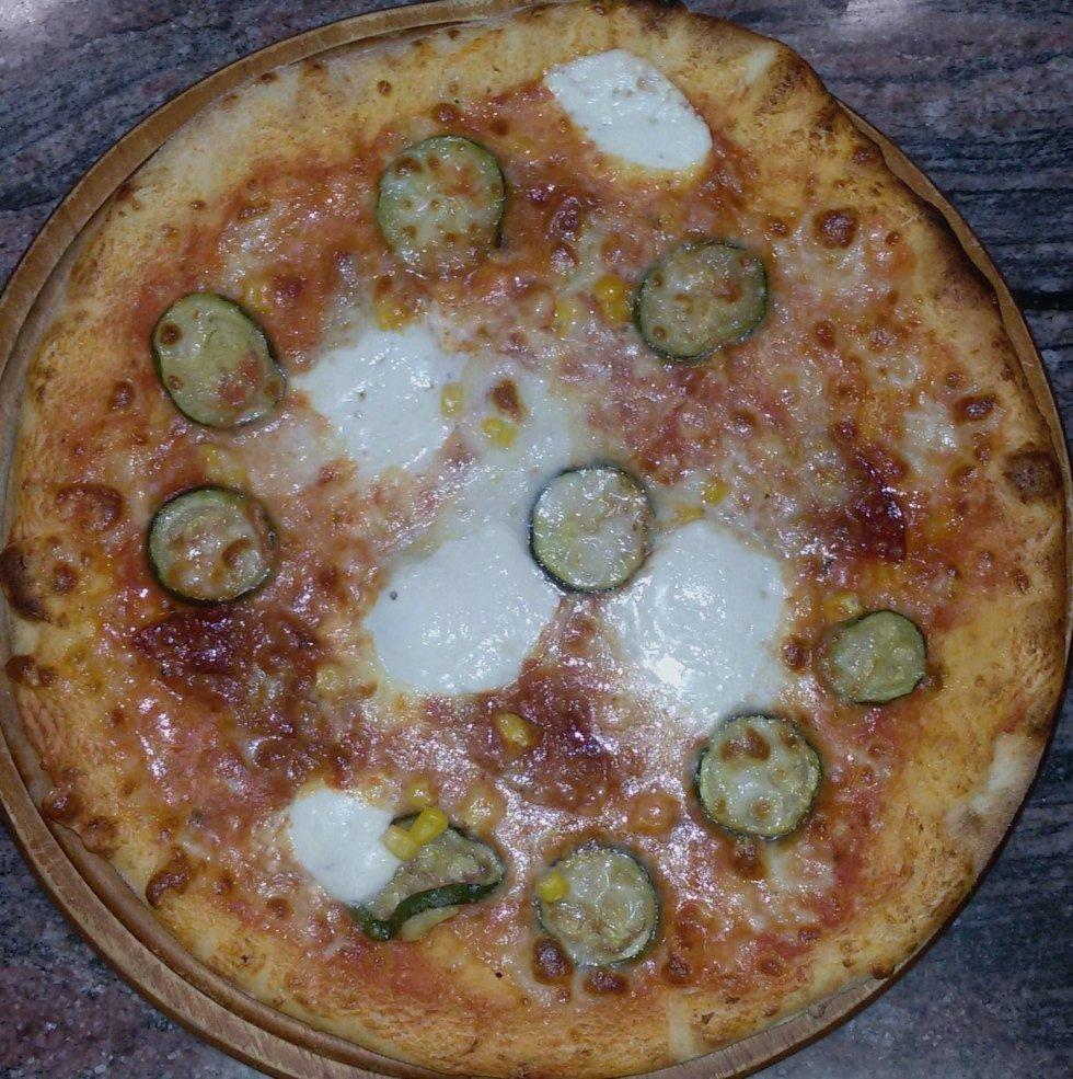 pizza quattro sapori aosta