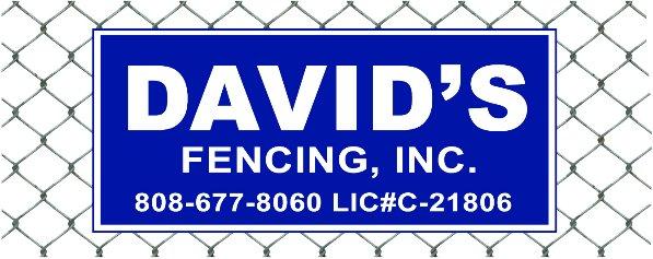 David Fencing logo