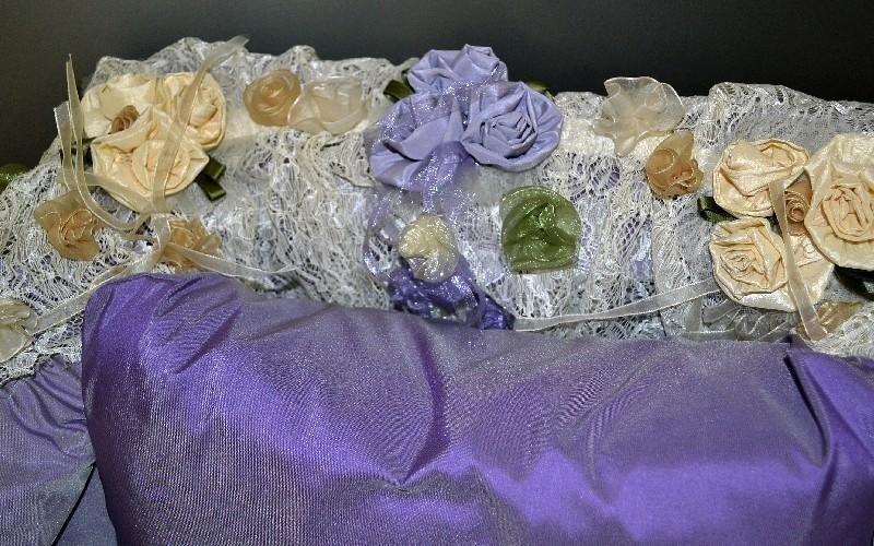 Composizioni floreali Onoranze funebri Fava Srl