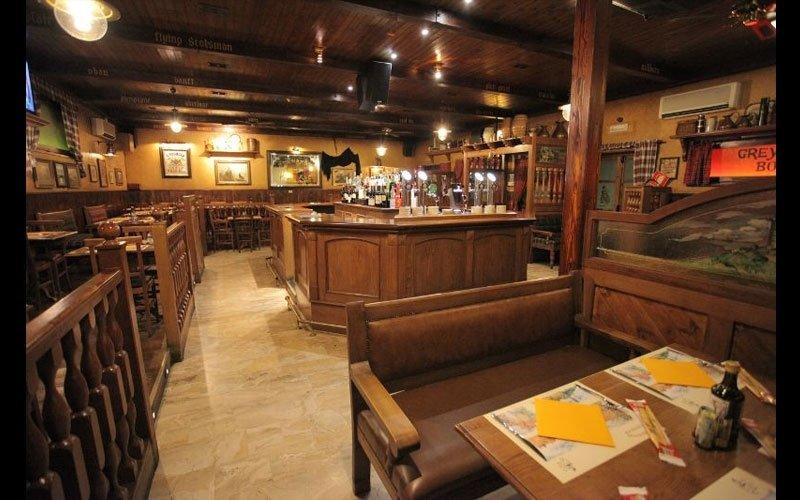 sala del pub