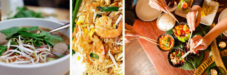 Home of Thai and Vietnamese cuisine in Napier