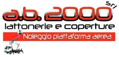 A.B. 2000 Lattoneria E Coperture - Logo