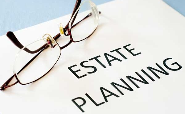 Estate planning document in Torrington