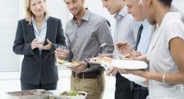 camerieri, cuochi, servizio finger food