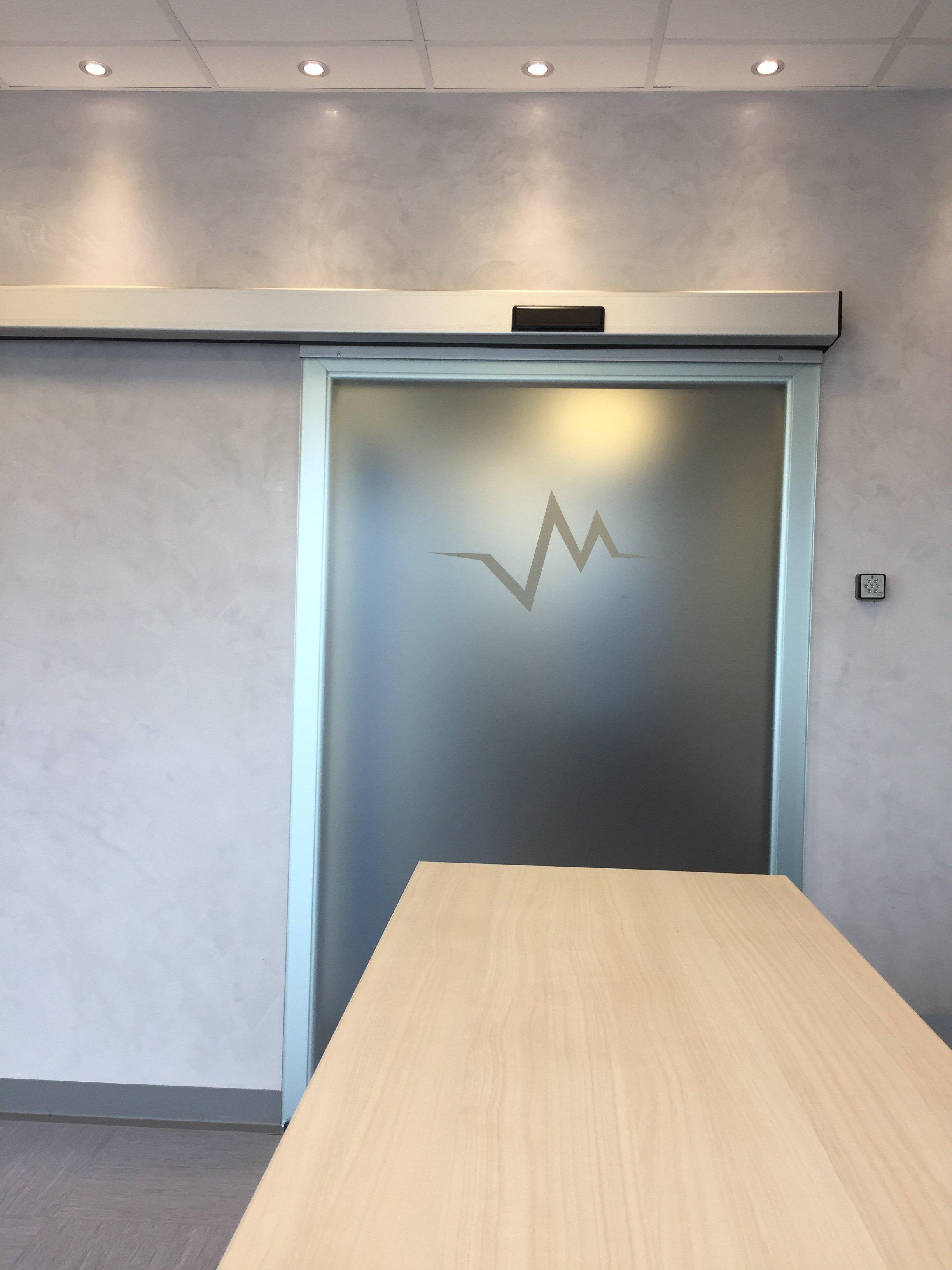 porta studio medico