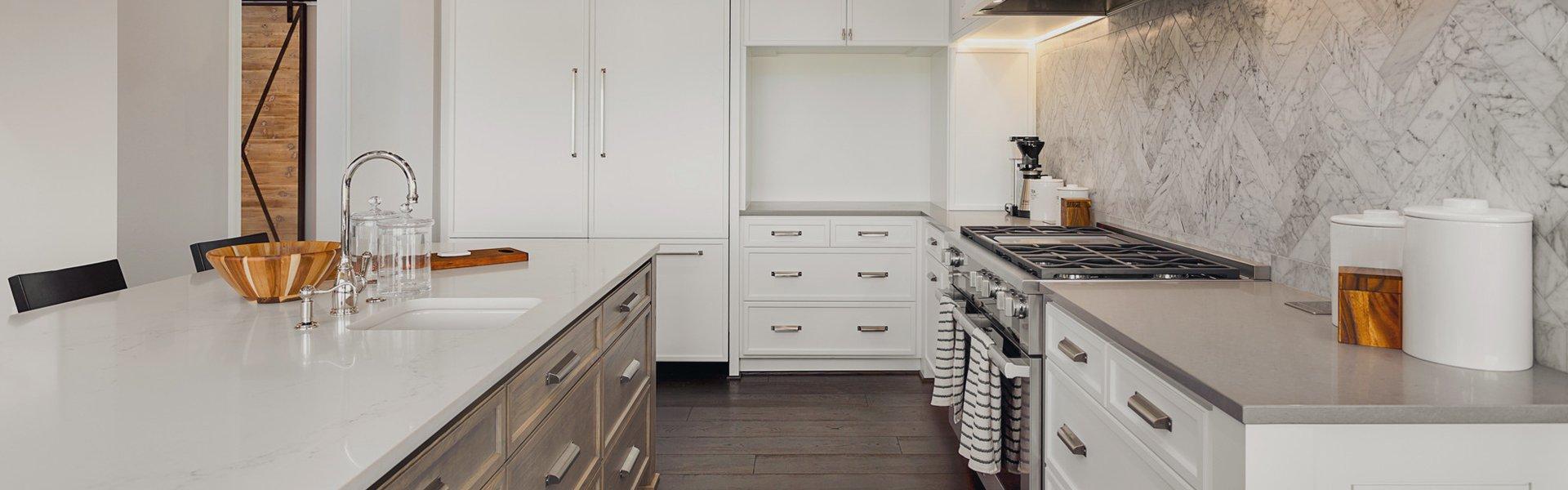 Kitchen improvement | Paul Taylor Building Services Ltd