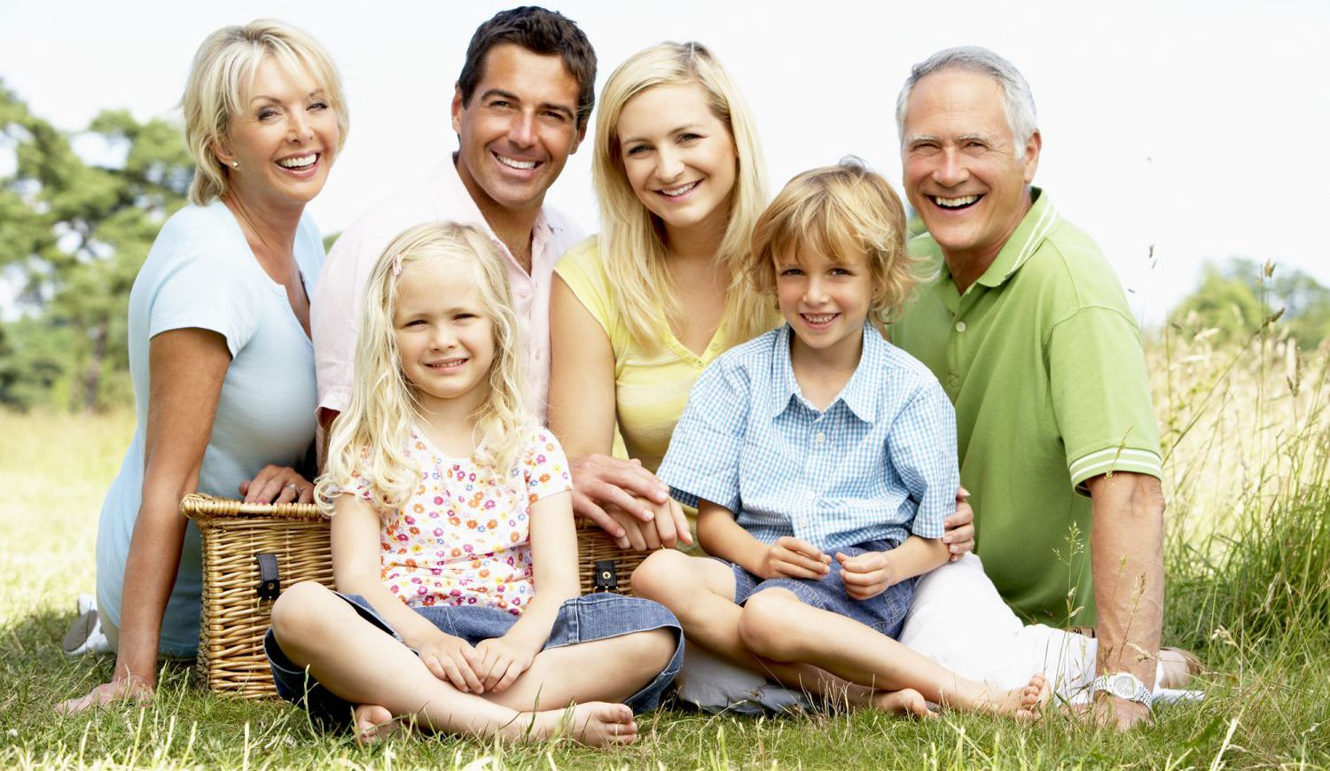 Whole family benifits from insurance service in Hinesville, GA