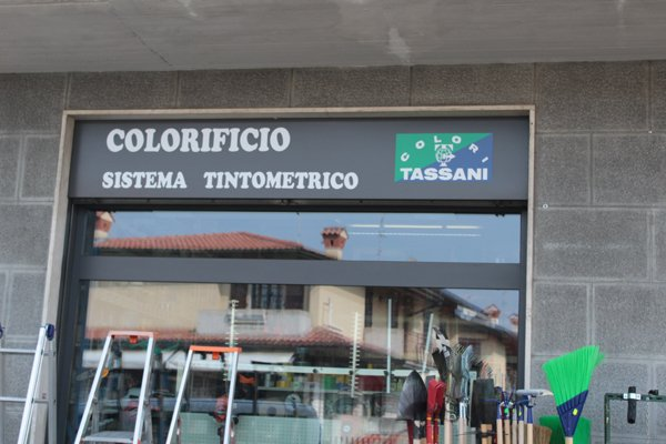 COLORIFICIO SYSTEMA TENTOMETRICO