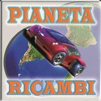 PIANETA RICAMBI logo